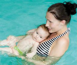 Babyschwimmen 3-6 Monate